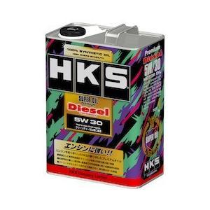 【HKS】 エンジンオイル スーパーオイル SUPER OIL 5W30 4L [52001-AK118]|vigoras