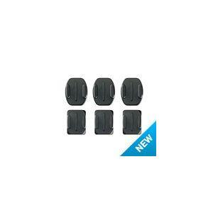 【送料無料】GoProアクセサリー ベースマウント(平面・曲面用)|vigoras