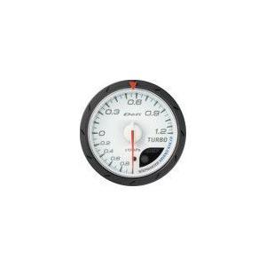 【Defi/デフィ】Defi-Link Meter ADVANCE CR(アドバンスシーアール) ターボ計 120kPaモデル Φ60 白文字盤 [DF08701]|vigoras