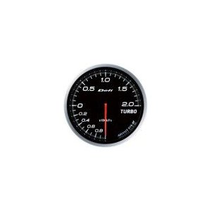 【Defi/デフィ】Defi-Link Meter ADVANCE BF(アドバンスビーエフ) ターボ計 Max200kPaモデル ホワイト [DF09901]|vigoras