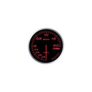 【Defi/デフィ】Defi-Link Meter ADVANCE BF(アドバンスビーエフ) ターボ計 Max200kPaモデル アンバーレッド [DF09902]|vigoras