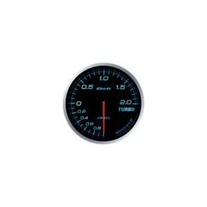 【Defi/デフィ】Defi-Link Meter ADVANCE BF(アドバンスビーエフ) ターボ計 Max200kPaモデル ブルー [DF09903]|vigoras
