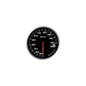 【Defi/デフィ】 Defi-Link Meter ADVANCE BF(アドバンスビーエフ) 油温計 50℃~150℃ Φ60 ホワイト [DF10401]