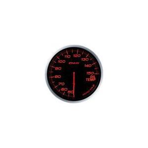 【Defi/デフィ】 Defi-Link Meter ADVANCE BF(アドバンスビーエフ) 油温計 50℃~150℃ Φ60 アンバーレッド [DF10402]