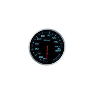 【Defi/デフィ】 Defi-Link Meter ADVANCE BF(アドバンスビーエフ) 油温計 50℃~150℃ Φ60 ブルー [DF10403]