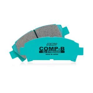 【Projectμ/プロジェクトμ】 ブレーキパッド COMP-B for GYMKHANA F336 ホンダ インテグラ DC5 S2000 AP1/AP2 シビック EP3/FN2|vigoras