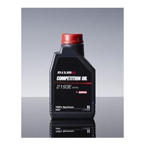 NISMO(ニスモ)COMPETITION OIL TYPE-2193E 5W-40  1L缶|vigoras