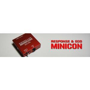 siecle(シエクル)MINICONキットホンダ車各種MINICON-H3PフィットGD1/2 GD3/4 シビックEP3など|vigoras