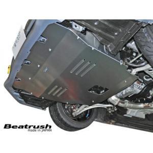 【LAILE/レイル】Beatrush アンダーパネル サイドパネル セット スバル WRX Sti VAB [S560240S]|vigoras