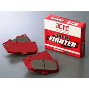 ACREスーパーファイター (フロント)品番707 カローラ・フィールダー CAROLLA FIELDER   NKE165G (HYBRID)|vigoras