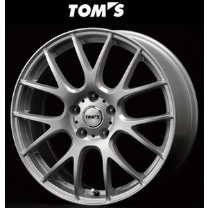 TOM'S(トムス)TM-05 16X6.5 114.3 5H +38|vigoras