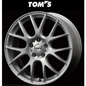 TOM'S(トムス)TM-05 17X7.0 100  5H +48  86用|vigoras