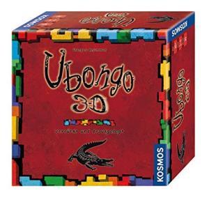 Ubongo 3-Dは10歳からのすべての人が対象! 2つの難易度レベルを選べます。 シンプルなルー...