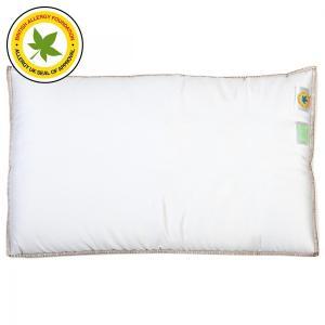 PURE 枕 ピロー  32x52cm ベビー・幼児用 チリダニによるアレルギー反応を防ぐ、高性能繊維|villervalla