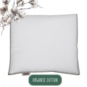 PURE 枕 ピロー 50x60cm チリダニによるアレルギー反応を防ぐ、高性能繊維|villervalla