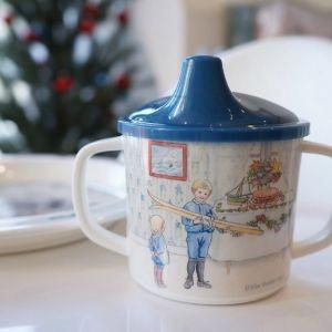 幼児用食器 3点セット  Olle ウッレのスキー旅行  出産祝い ベビーギフト エルサベスコフ|villervalla|04
