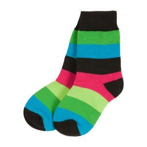 コットン靴下 青緑ALASKA|villervalla|03