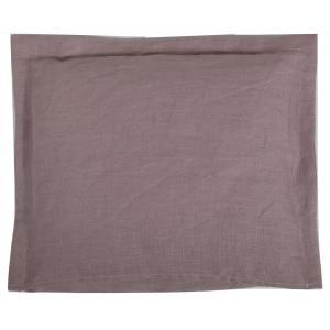 北欧 寝具 枕カバー 50cm×60cmジュニア〜大人用 ピローケース スウェーデン製 麻 リネン100% ブルー ライトグレー ピンク NGbaby MOOD|villervalla