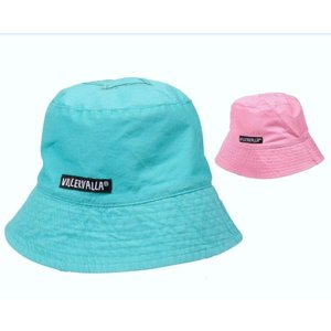 北欧 子供服 帽子 キッズ 綿100% ブルー ピンク|villervalla