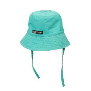 北欧 子供服 帽子 ひも付き キッズ 綿100% ブルー ピンク|villervalla