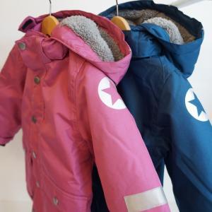 キッズ スキーウェア 防水ウインタージャケット 全4色 青 紫 黄色 黒|villervalla|04