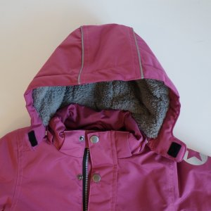 キッズ スキーウェア 防水ウインタージャケット 全4色 青 紫 黄色 黒|villervalla|06