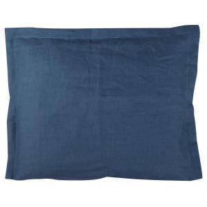 北欧 寝具 枕カバー 38×55cm ピローケース 麻 リネン100% ブルー ピンク アイボリー NGbaby MOOD|villervalla