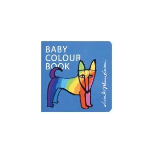 リサラーソン Baby Colour Book  色の絵本 幼児 絵本 知育絵本 2歳 英語 English 外国絵本 プレゼント|villervalla