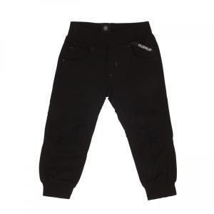 リラックスパンツ 長ズボン 黒NIGHT 90-110cm|villervalla