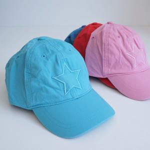 40%OFF キッズ キャップ 帽子 UVカット 青 水色 ピンク 赤46-56cm 1歳- 12歳|villervalla