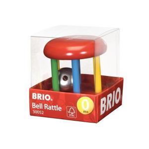ブリオ おもちゃ BRIO 乳児用 すずのガラガラ 木製 出産祝い ギフト 北欧|villervalla
