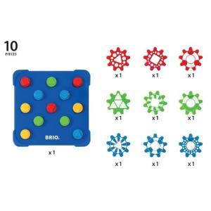 ブリオ おもちゃ BRIO 歯車パズル 知育玩具 ギフト 北欧|villervalla|02