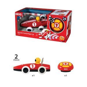 ブリオ おもちゃ BRIO リモートコントロール レーサーカー  車 ラジコン ギフト 北欧 知育玩具|villervalla