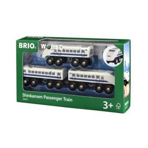 北欧 BRIO ブリオ おもちゃ SHINKANSEN 新幹線 しんかんせん 木製レール ギフト|villervalla