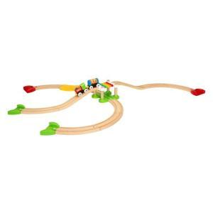 北欧 BRIO ブリオ おもちゃ レールセットビギナー向け マイファースト ギフト|villervalla|04