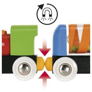 北欧 BRIO ブリオ おもちゃ レールセットビギナー向け マイファースト ギフト|villervalla|07