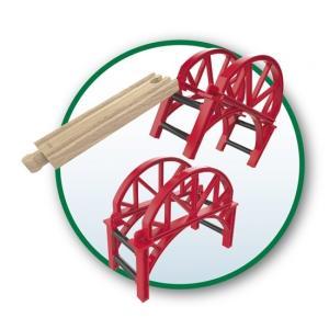 ブリオ ウェアハウスレールセット おもちゃ BRIO ギフト 北欧|villervalla|04