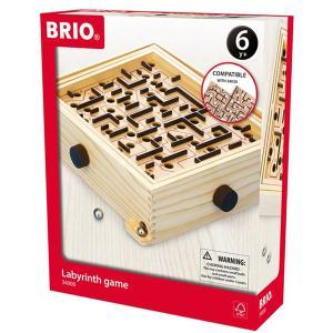 ブリオ おもちゃ BRIO ラビリンスゲーム 迷路 ボードゲーム ギフト 北欧|villervalla