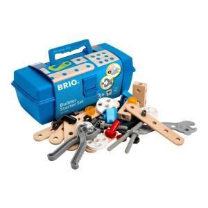 北欧 BRIO ブリオ おもちゃ スターターセット ビルダー 知育玩具 ギフト|villervalla