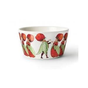 ボウル イチゴ柄 苺 エルサベスコフ 食器 母の日|villervalla