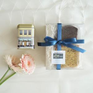 ギフト 紅茶とケーキセット No.2 スウェーデン王室御愛用 紅茶 セーデルブレンド|villervalla