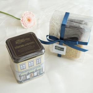 ギフト セーデルブレンド 紅茶100g缶とケーキセット スウェーデン王室  紅茶|villervalla