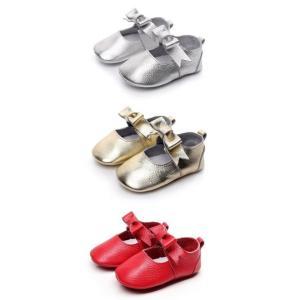 ベビーシューズ 靴 BabyMocs バレリーナ 出産祝い 北欧 かわいい ファーストシューズ villervalla