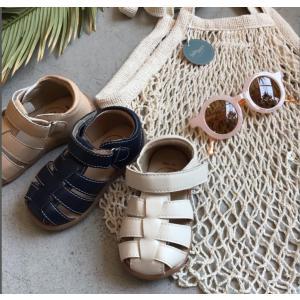 ベビーサンダル 靴 BabyMocs ベビーシューズ 出産祝い 北欧 villervalla