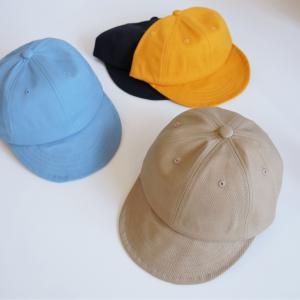 帽子 キャップ キッズ BabyMocs  SPF50 紫外線対策 北欧 アウトドア オーガニックコットン villervalla