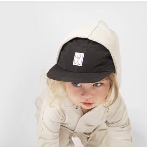 SCHMECK 5 panel cap BLACK 黒 キャップ 帽子|villervalla