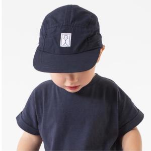 SCHMECK 5 panel cap NAVY 紺 キャップ 帽子|villervalla