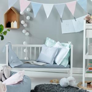 北欧 ベビー ゆりかご ベンチ 寝具 出産祝い 子供部屋 スウェーデン王室御用達 TROLL|villervalla|06