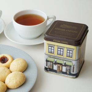 お中元 北欧紅茶 セーデルブレンドティー クラシック缶 (100g)お中元 スウェーデン王室愛飲 ノーベル賞晩餐会 ギフト|villervalla