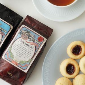 北欧紅茶 セーデルブレンドティー  100g 袋 リフィル   ノーベル賞晩餐会 紅茶|villervalla
